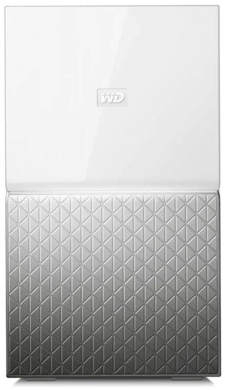 Сетевое хранилище NAS WD 6Tb WDBMUT0060JWT-EESN белый - фото 2