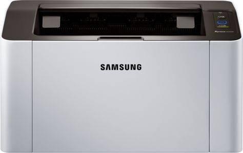 Принтер Samsung SL-M2020(XEV/FEV) белый/черный (SS271B) - фото 1