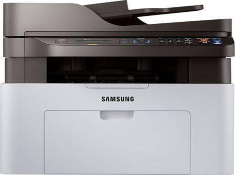 МФУ Samsung SL-M2070 белый (SS293B) - фото 1