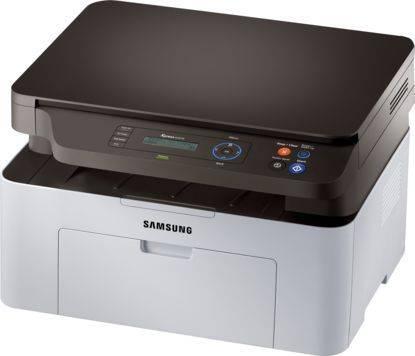 МФУ Samsung SL-M2070 белый (SS293B) - фото 2