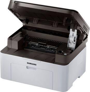 МФУ Samsung SL-M2070 белый (SS293B) - фото 3