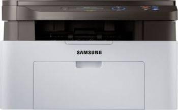МФУ Samsung SL-M2070W белый/серый (SS298B)