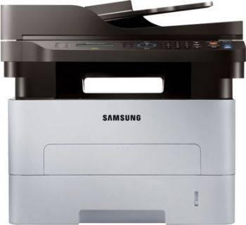 МФУ Samsung SL-M2870FD/XEV белый/серый (SS348B)