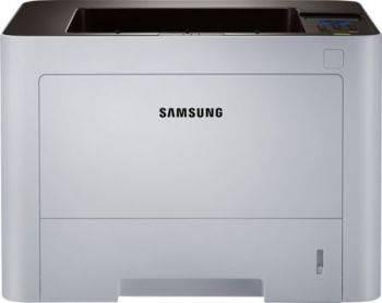 Принтер Samsung SL-M4020ND/XEV белый (SS383Z)