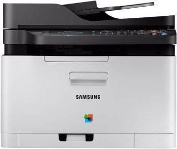 МФУ Samsung SL-C480FW серый/черный (SS256M)