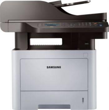 МФУ Samsung SL-M3870FW/XEV белый/серый (SS378G)