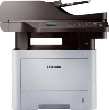 МФУ Samsung SL-M4070FR белый/черный (SS389P)