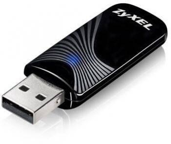 Сетевой адаптер WiFi Zyxel NWD6505-EU0101F