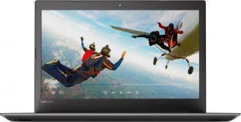 Ноутбук 17.3 Lenovo IdeaPad 320-17ISK (80XJ003NRK) черный