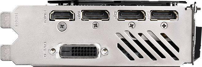 Видеокарта Gigabyte GeForce GTX 1070TI 8192 МБ (GV-N107TAORUS-8GD) - фото 5