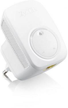 Повторитель беспроводного сигнала Zyxel WRE2206 белый (WRE2206-EU0101F)