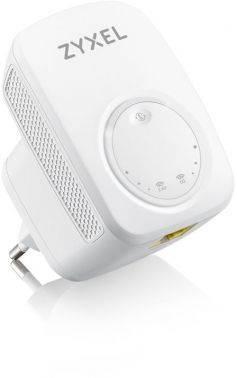 Повторитель беспроводного сигнала Zyxel WRE6505V2 белый (WRE6505V2-EU0101F)