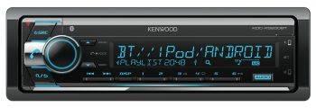 Автомагнитола Kenwood KDC-X5200BT