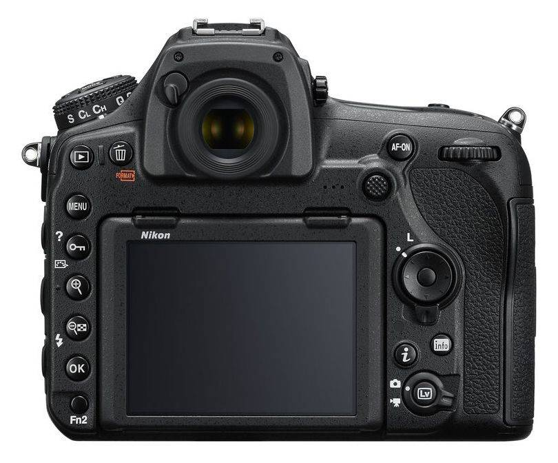 Фотоаппарат Nikon D850 BODY черный (VBA520AE) - фото 3