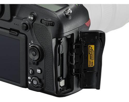 Фотоаппарат Nikon D850 BODY черный (VBA520AE) - фото 8