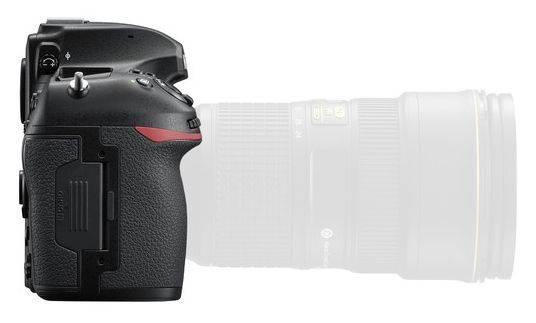 Фотоаппарат Nikon D850 BODY черный (VBA520AE) - фото 9