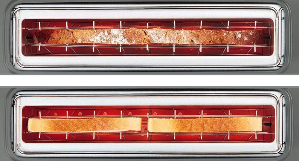 Тостер Bosch TAT6A001 белый - фото 5