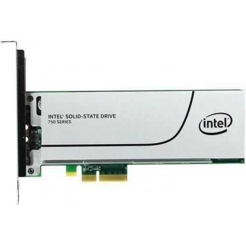 Накопитель SSD 800Gb Intel 750 Series SSDPEDMW800G4X1 PCI-E x4 - фото 1