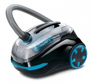 Пылесос Thomas DryBOX черный/голубой (786553)