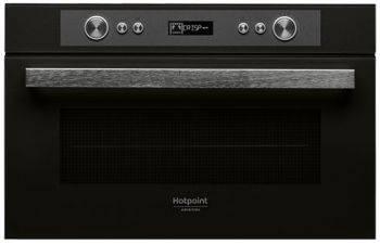 Встраиваемая микроволновая печь Hotpoint-Ariston MD 764 BL HA черный