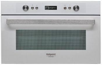 Встраиваемая микроволновая печь Hotpoint-Ariston MD 764 WH HA белый