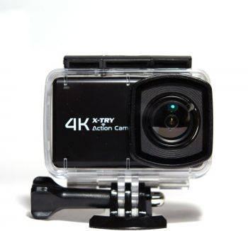 Экшн-камера X-Try XTC440 черный