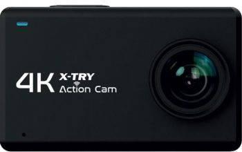 Экшн-камера X-Try XTC444 черный