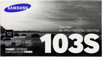 Картридж Samsung MLT-D103S черный (su730a)