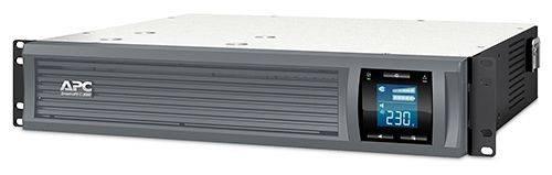 ИБП APC Smart-UPS C SMC3000R2I-RS серый - фото 1