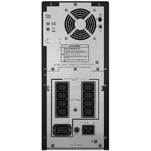 ИБП APC Smart-UPS C SMC3000I-RS серый - фото 2