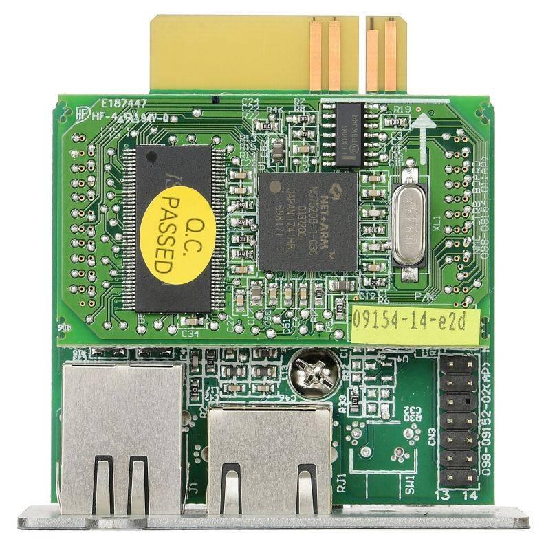 Модуль Ippon NMC SNMP II card для Ippon Innova G2/RT II - фото 4