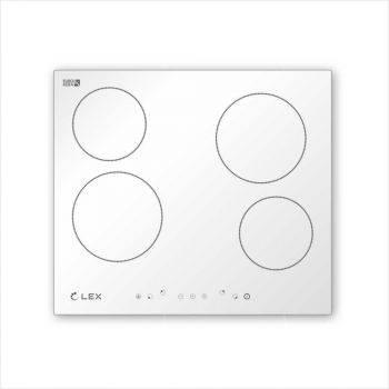 Варочная поверхность Lex EVH 640 белый (CHYO000183)