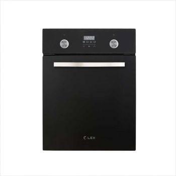 Духовой шкаф электрический Lex EDP 4590 BL Matt Edition черный матовый (CHAO000305)