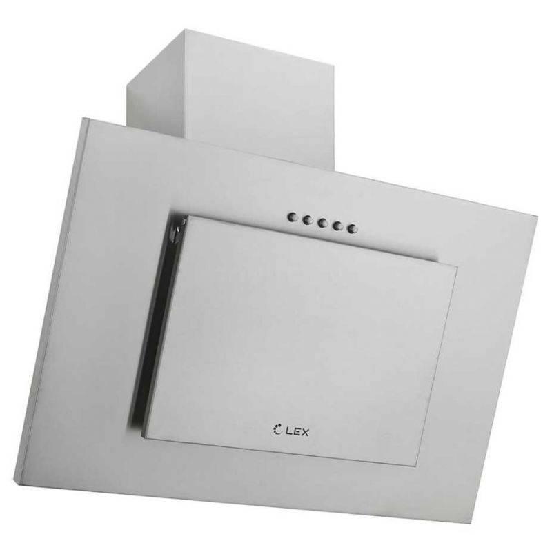 Каминная вытяжка Lex MINI S 600 нержавеющая сталь (PLMA000151) - фото 1