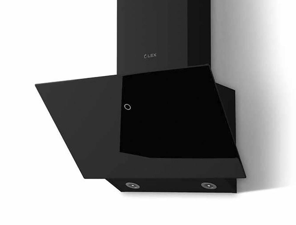 Каминная вытяжка Lex Touch 600 черный (CHTI000308) - фото 1