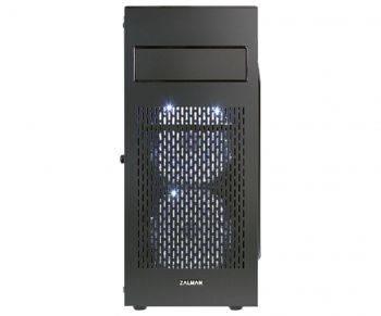 Корпус ATX Zalman N2 черный (N2 BLACK)