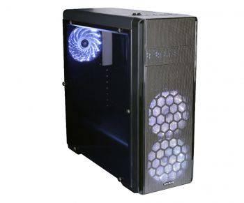Корпус ATX Zalman N3 черный (N3 BLACK)