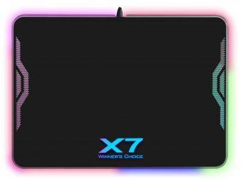 Коврик для мыши A4 XP-50NH черный/рисунок