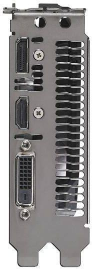 Видеокарта Asus DUAL-GTX1050TI-O4G-V2 4096 МБ - фото 5