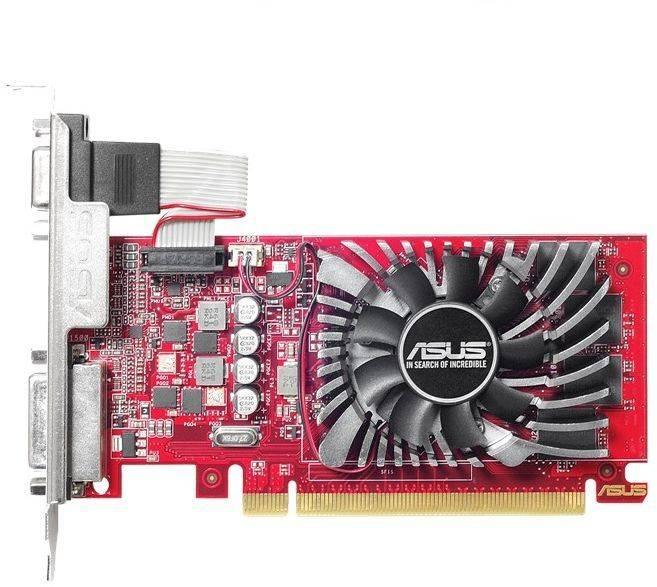 Видеокарта Asus Radeon R7 240 2048 МБ (R7240-2GD5-L) - фото 1