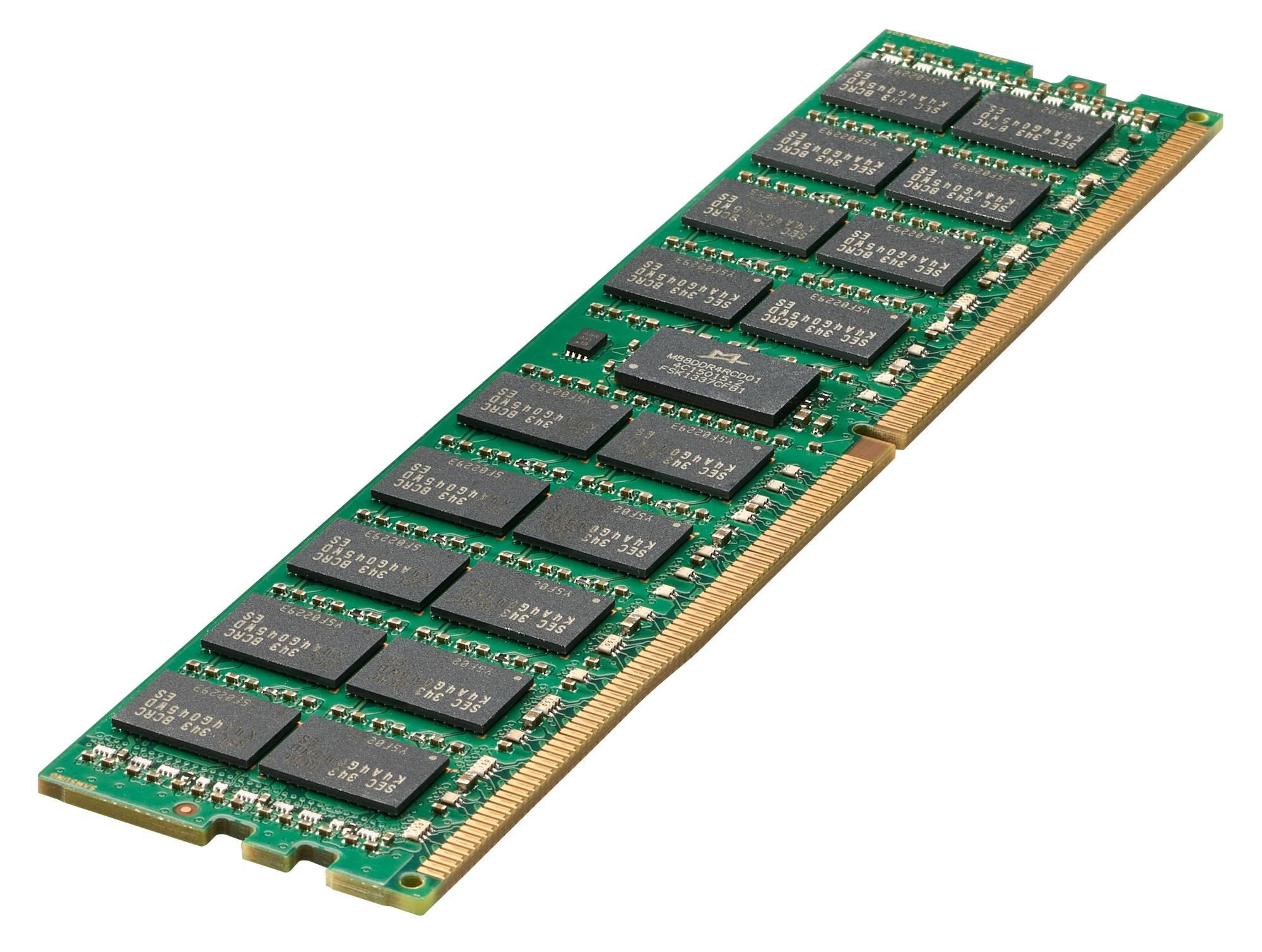 Модуль памяти RDIMM DDR4 1x16Gb HPE 835955-B21 - фото 1