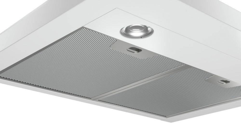 Каминная вытяжка Bosch DWP64CC20R белый - фото 3