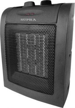 Тепловентилятор Supra TVS-15PN черный
