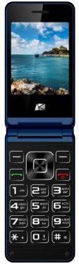 Мобильный телефон ARK V1 синий