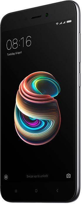 Смартфон Xiaomi Redmi 5A 16ГБ темно-серый - фото 6