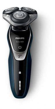 Электробритва Philips S5310/06 черный/синий