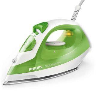 Утюг Philips Featherlight Plus GC1426/70 зеленый/белый