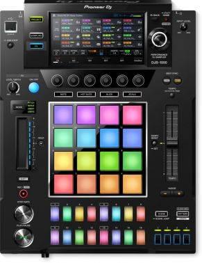 Микшерный пульт Pioneer DJS-1000