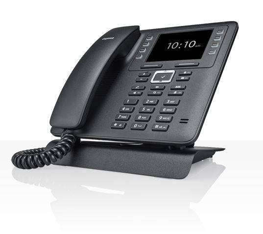 Телефон IP Gigaset MAXWELL 3 черный - фото 2