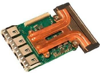 Адаптер Dell 540-BBVC Intel X550 Quadr Port 10GbE Base-T rNDC for 14G